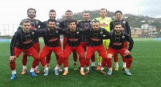 Play Off'ta Kalkanderespor-Telekomspor-1-0
