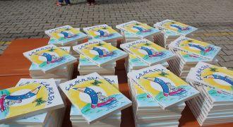RENK Projesi kapsamında Çalakalem Kitabı