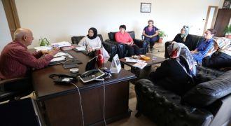 Rize Belediyesi Hopa'ya Giysi Yardımı