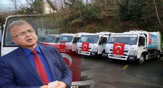 Rize Belediyesi Yeni Araçlar Ekledi