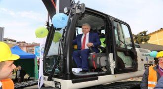 Rize Belediyesi Yeni Araçlar Hizmete Girdi