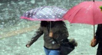 Rize İçin  Yağış Uyarısı