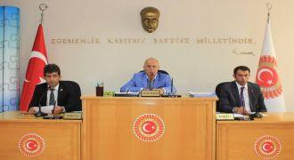 Rize İl Genel Meclisi olağan toplantısı