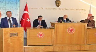 Rize İl Genel Meclisi Toplantısı
