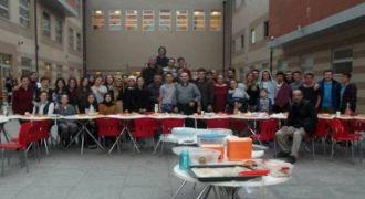 Rize Lisesinde Mangal Partisi ve Horon
