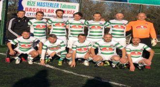 Rize Masterler -Lüleburgaz Onur spor 5-0