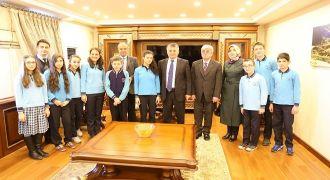 Rize Öğrencileri İstanbul Seyahatinden Döndüler