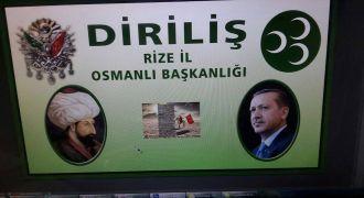 Rize Osmanlı İl Başkanlığı Konferans