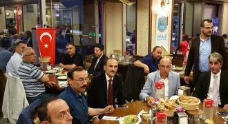 Rize Osmanlı Diriliş Derneği İftar Yemeği