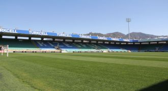 Rize Stadının Yeni İsmi Çaykur Didi Stadyumu
