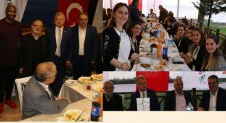 Rize Türk Telekom İftar Yemeği Verdi…