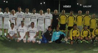Rize Veteranlar Futbol Turnuvası'nda Mutlu Son
