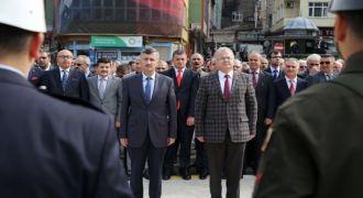 Rize'de Cumhuriyet Bayramı Kutlamaları