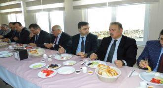 Rize'de Okul Mutfağı Hizmete Açıldı