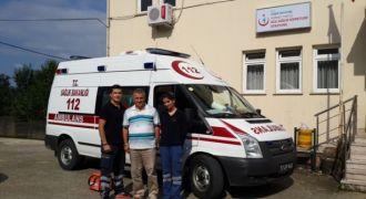 Rize'de Yeni Bir 112 Acil İstasyonu Açıldı