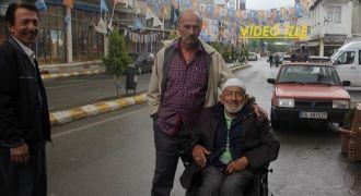 Rizeli 90 Yaşındaki Hasan Dede