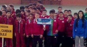 Rizeli Miniklerde Hedef Türkiye Şampiyonluğu