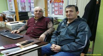 Rizevizyon'dan Eğitimci Gazeteciye Ziyaret