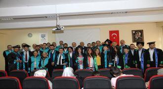 RTEÜ Su Ürünleri Fakültesi Mezuniyet Töreni