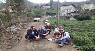 Taşçilar Mahallesi Yol Çalışmaları