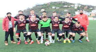 U19 Kalkanderespor Alipaşaspor 8-2