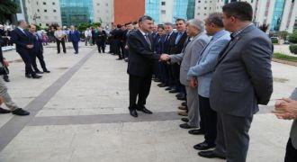Vali Erdoğan Bektaş görevine başladı.