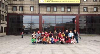 Yolbaşı Okulu Gezi Etkinliği