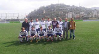 Yolbaşıspor PLAY OUF'a Doğru 1-0