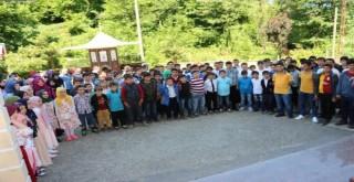 Kalkandere AİHL Karne Heyecanı ve Ödül Töreni