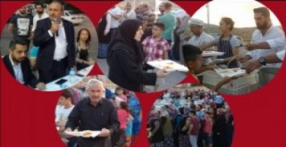 Sokak İftarında Anadolu'nun Güzelliğini Yaşattılar