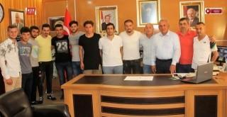 BAL Ligine Yükselen Kendirli Belediyespor Transferde Bombaları Patlattı