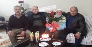 Kalkandereli Talip Dede 114. Yaş Gününü Kutladı