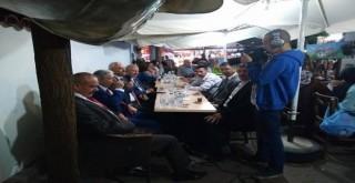 Ankara Rizeliler Derneği İftar Proğramı Festival Açılışı