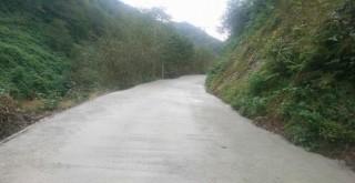 Kalkandere Köyleri Betonlama Çalışmaları