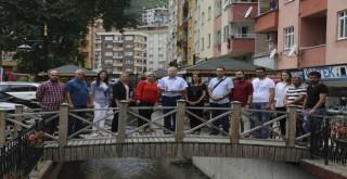 Rize Belediyesi Değirmendere Dinlenme Parkına Ödül