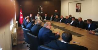 Kalkandere Köylere Hizmet Götürme Birliği Toplantısı