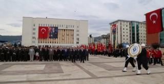 Rize'de Cumhuriyetin Kuruluşunun 94. Yıl dönümü Kutlamaları Başladı