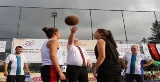 Rize'de Uluslar Arası STREETBALL Turnuvası Başladı