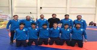 Çaykurspor, Güreş Süper Liginde Liderliğini Devam Ettirdi