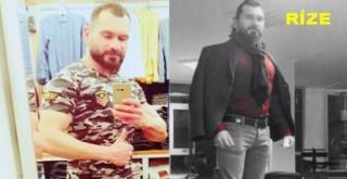 Rize'de Devrilen Motosikletin Sürücüsü Hayatını Kaybetti