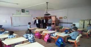Kalkandere Kaymakamı Okul Ziyareti