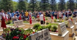 Rize'li Gençler 15 Temmuz'u Asla Unutmayacak