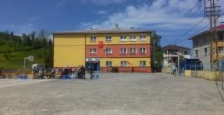 Kalkandere Dağdibi Ortaokulu Kütüphane Açılışı