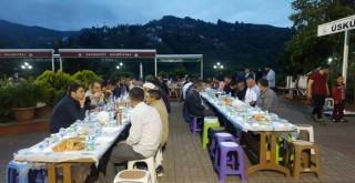 Kalkandere Çayırlı Köyü Kur'an Kursu İftar Yemeği