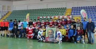Rizeli Milli Sporcu Adına Turnuva Düzenlendi.