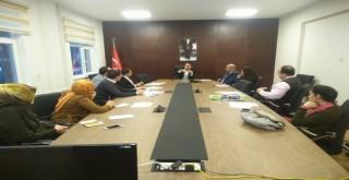 Kalkandere'de Eğitim Toplantısı