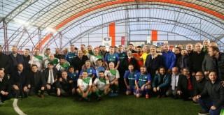 RİDEF Futbol Turnuvası Şöhretler Müsabakası