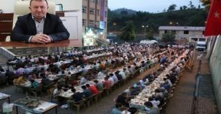 Kalkandere AK Parti Geleneksel İftar Yemeği