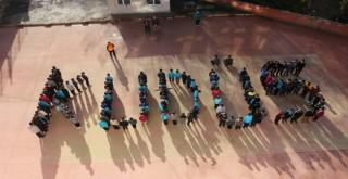 Kalkandere Anadolu İmam Hatip Lisesi Öğrencilerinden Kudüs´e Destek
