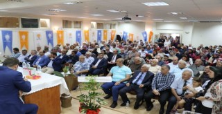 AK Parti Hemşin de Mataracı Güven Tazeledi